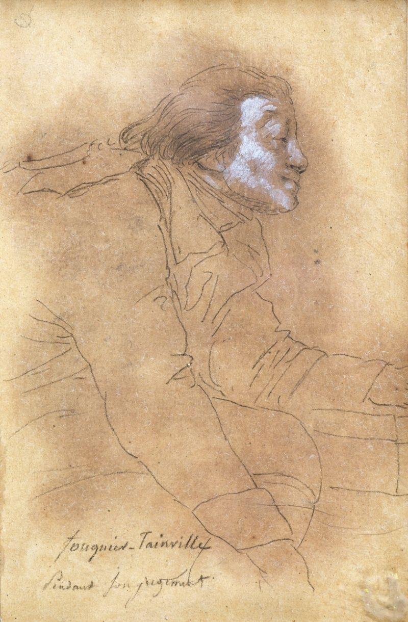 Le procès de Marie-Antoinette: images et illustrations - Page 4 Fouqui10