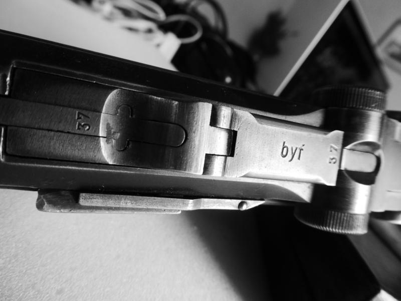 Luger BYF Luger210