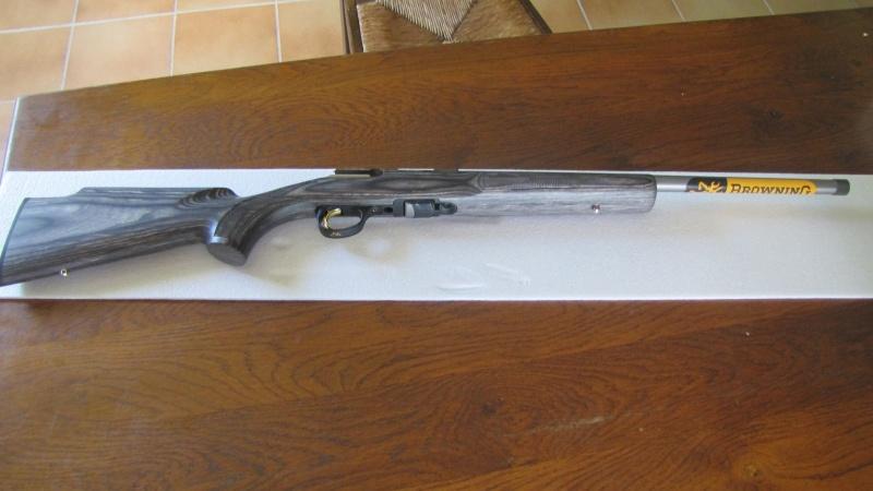 Ma petite dernière la Browning T Bolt 22LR Img_3029