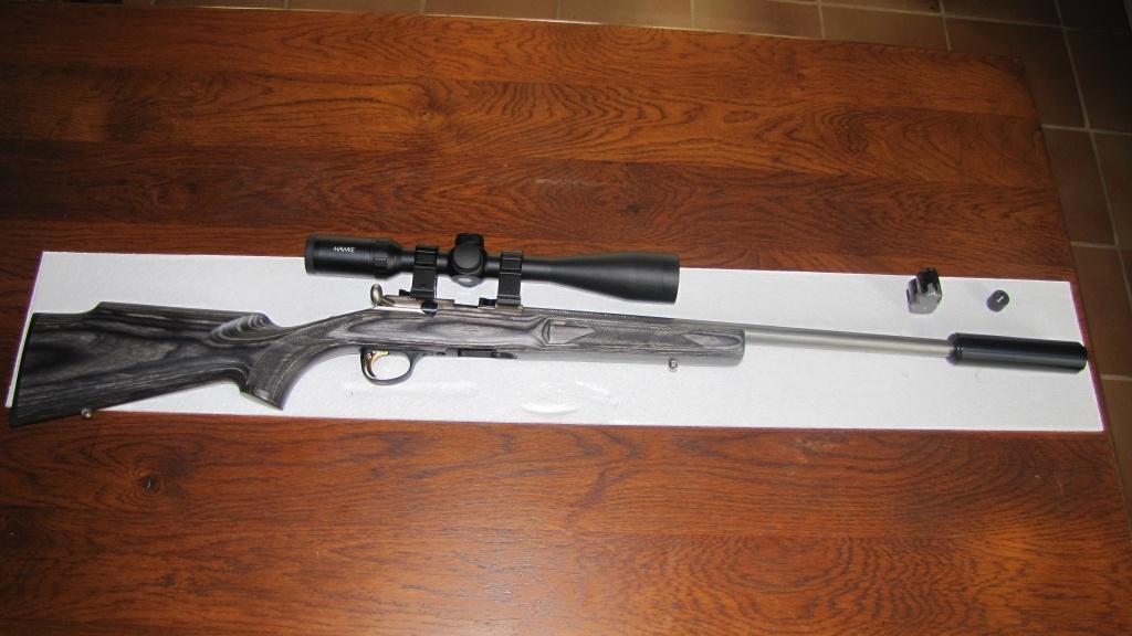 Ma petite dernière la Browning T Bolt 22LR Img_3033