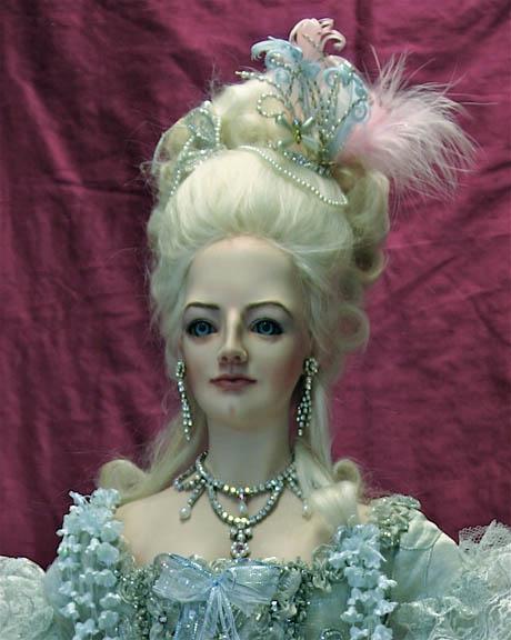 Poupées et jouets Marie Antoinette - Page 3 Detail10