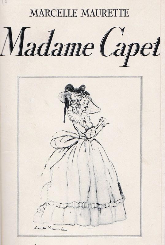 """""""Madame Capet"""", par Marcelle Maurette Tumblr14"""