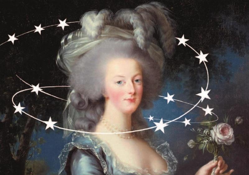 Charmer, s'égarer et mourir, roman sur Marie-Antoinette de Christine Orban Zpring10