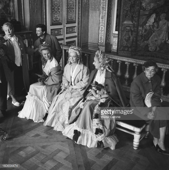 Marie Antoinette avec Michèle Morgan (Delannoy) - Page 10 Zzzzfe14