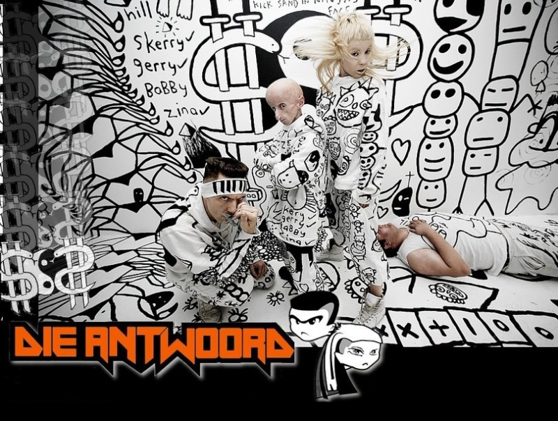 New Members: Get Your DIE ANTWOORD Banners and Wallpapers here! 10656510