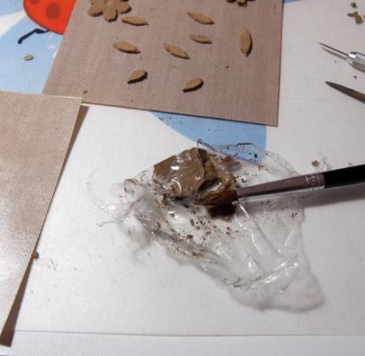 [Tutoriel Niveau débutant] Pendentif à fleur. Bronze Doré Meteor. P1011023