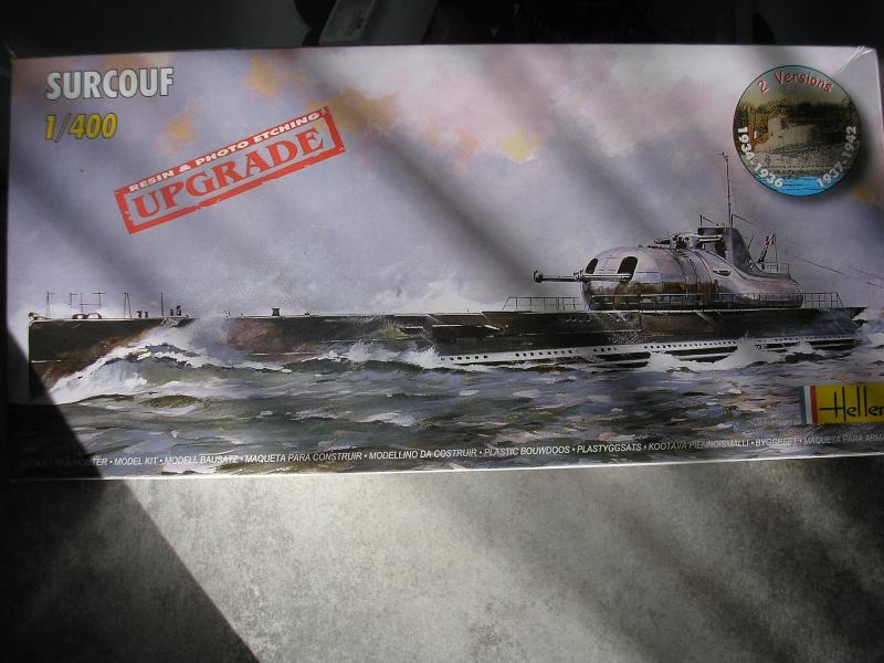 Sous marin SURCOUF HELLER au 400ème 111