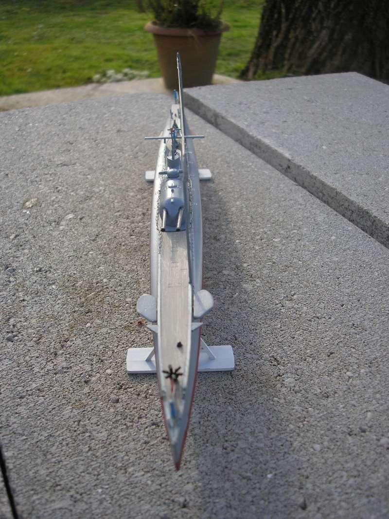 Sous marin SURCOUF HELLER au 400ème 1410