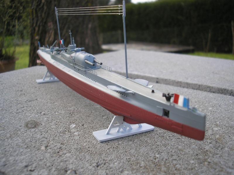 Sous marin SURCOUF HELLER au 400ème 2110