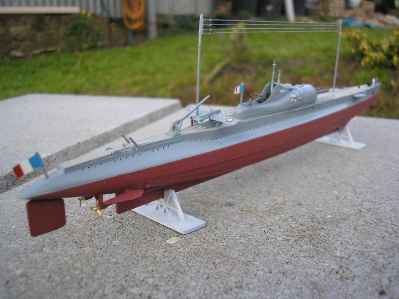 Sous marin SURCOUF HELLER au 400ème 2210