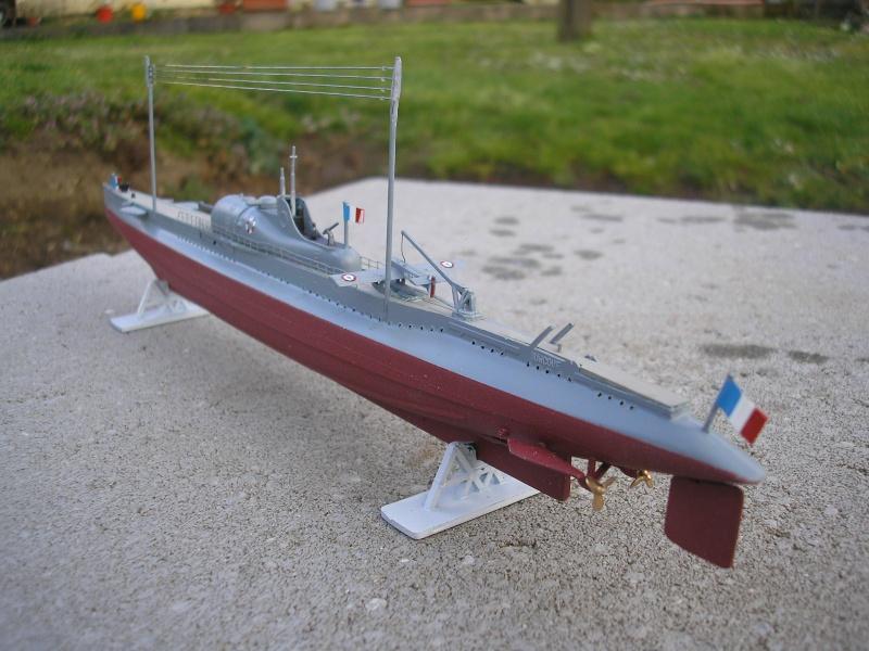 Sous marin SURCOUF HELLER au 400ème 2310