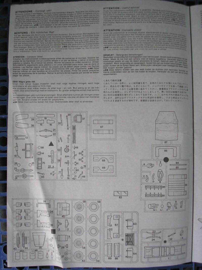 [ITALERI] - DODGE 3/4 TON BEEP - 1/35ème - Ref 237  Dodge_12