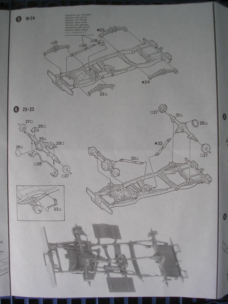 [ITALERI] - DODGE 3/4 TON BEEP - 1/35ème - Ref 237  Dodge_15