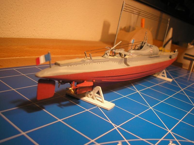 Sous marin SURCOUF HELLER au 400ème Heller26
