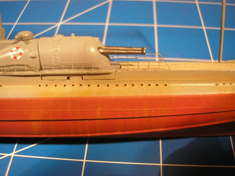Croiseur sous marin SURCOUF Réf 81014 Heller27
