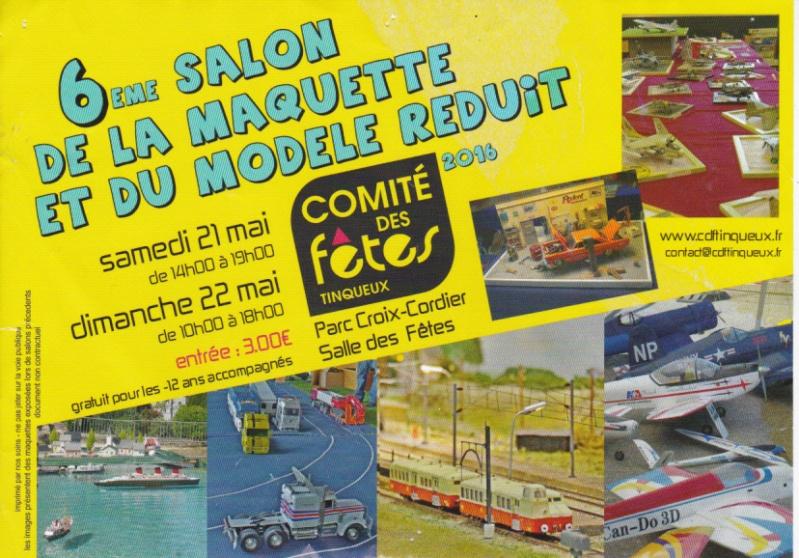6ème SALON DE LA MAQUETTE ET DU MODELISME - TINQUEUX ( 51 ) Salon10