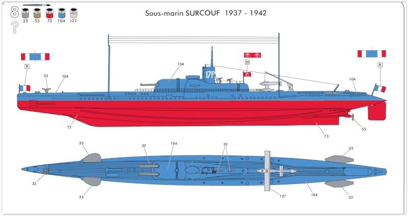 sous-marin Surcouf 1936 Screen11