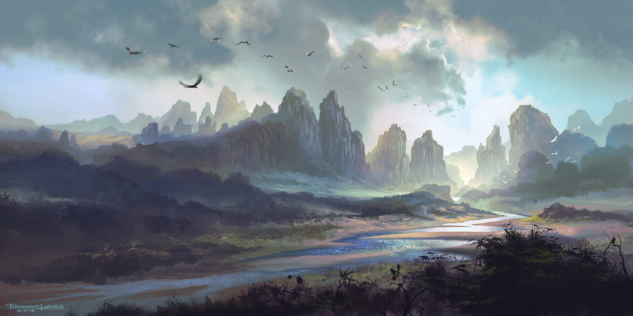 A warriors evoltuion River_12