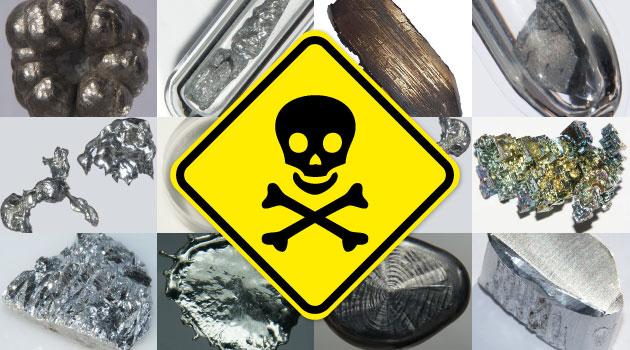 Heavy Metal Toxicity Heavy-10