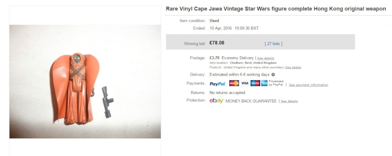 The MAD world of Star Wars collecting! Jawa110