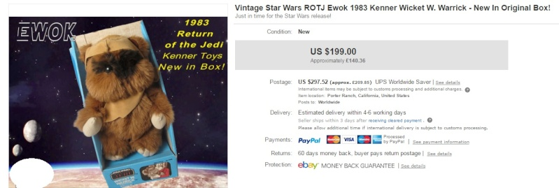 The MAD world of Star Wars collecting! - Page 2 Wicket10