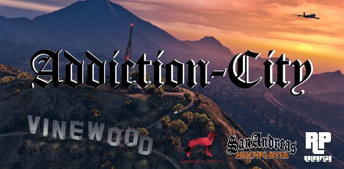 Addiction-City