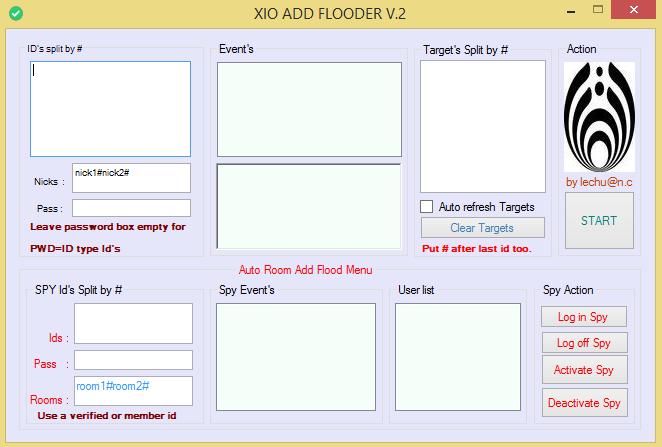 XIO ADD FLOOD V.2 C11