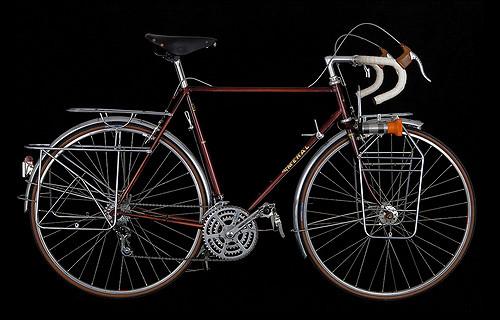 Randonneuse MERAL type Paris-Brest-Paris 23061010