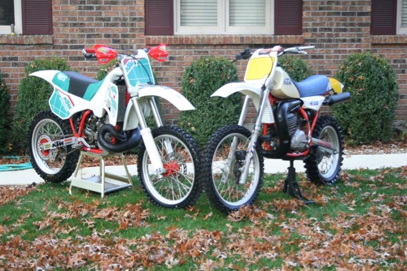Classic MX Bike Photos Duelin10