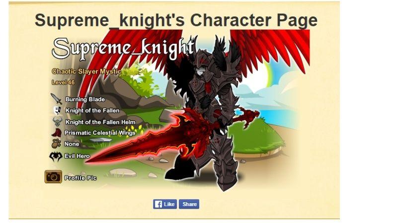 knight's true form  Knight10
