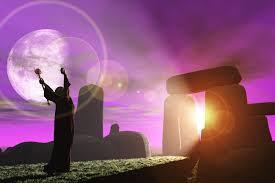 l'Auto-initiation du Druide Solitaire. Images90