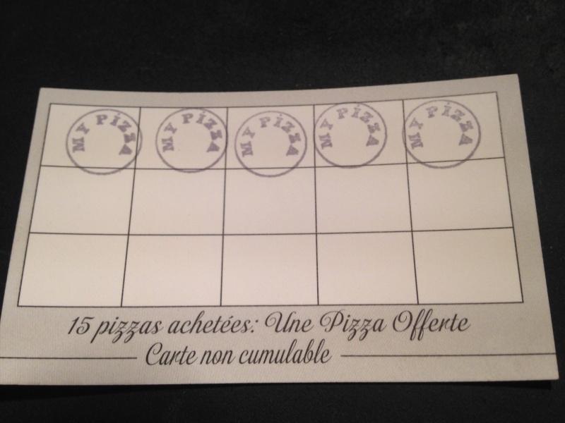 My Pizza, la pizza par excellence Img_0425