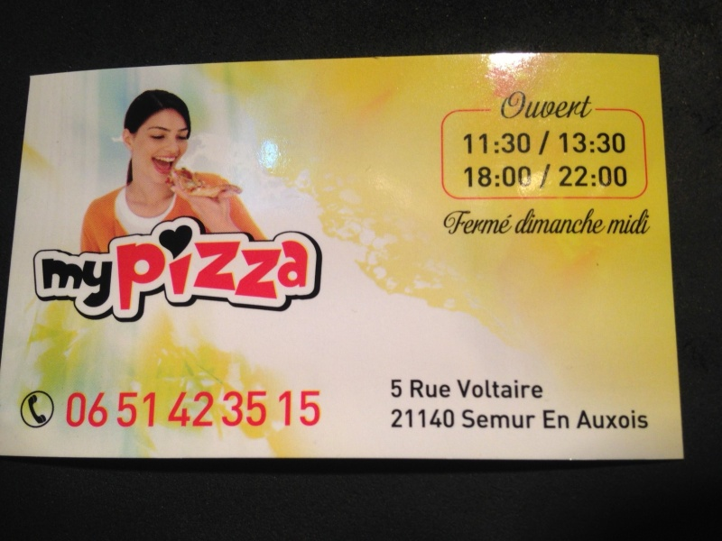 My Pizza, la pizza par excellence Img_0426