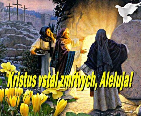 Kristus vstal zmŕtvych 12495110