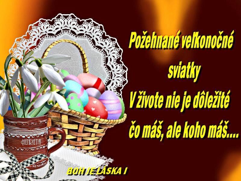 Požehnané veľkonočné sviatky 12512711