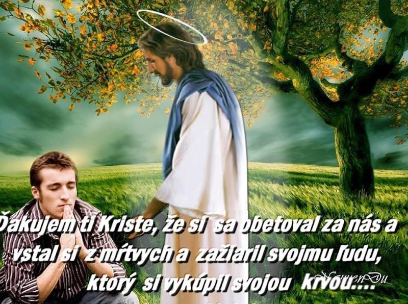 Ďakujem ti Kriste 12923310