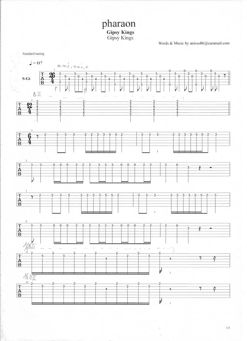 cordes - solo - pharaon gipsy king  - Page 2 Numyri10