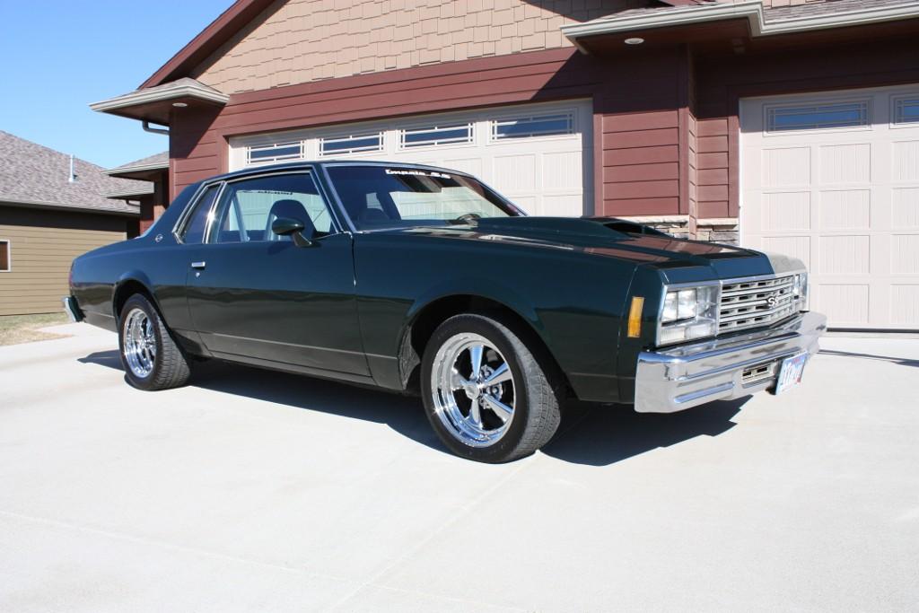 '77 Impala Coupe For Sale Img_5112