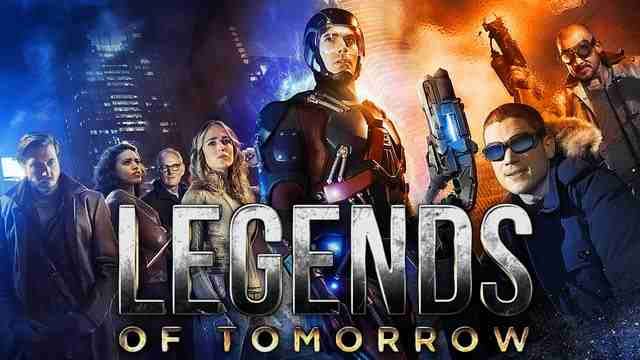 LEGENDS OF TOMORROW O39bcf10