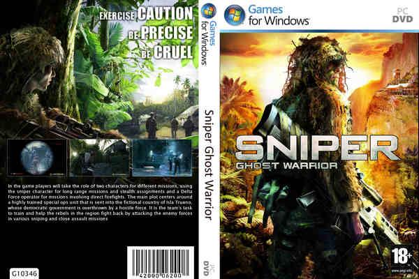 SNIPER GHOST WARRIOR Sniper10