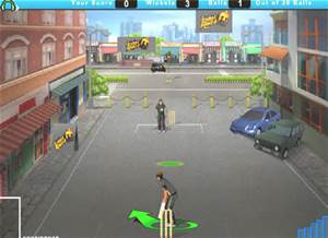 STREET CRICKET  Th13