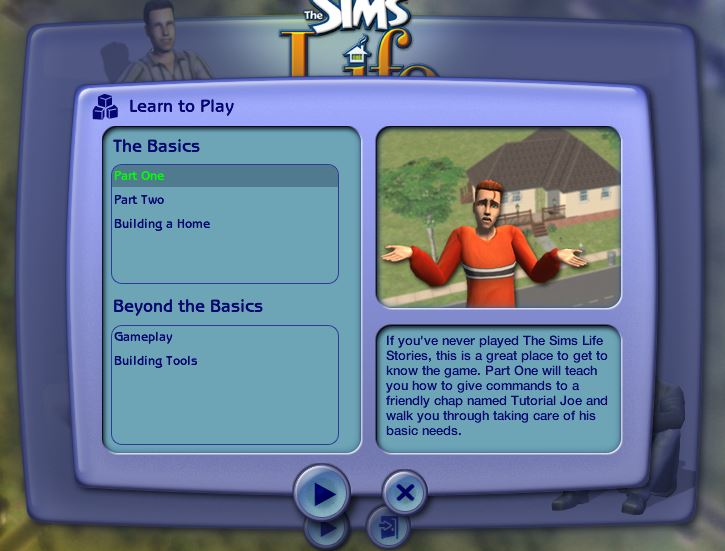 [HELP] The Sims Life Stories: crashes every time I choose an option for learn to play. Option10
