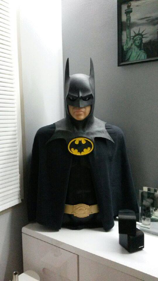 buste lifesize batman 89 12884611