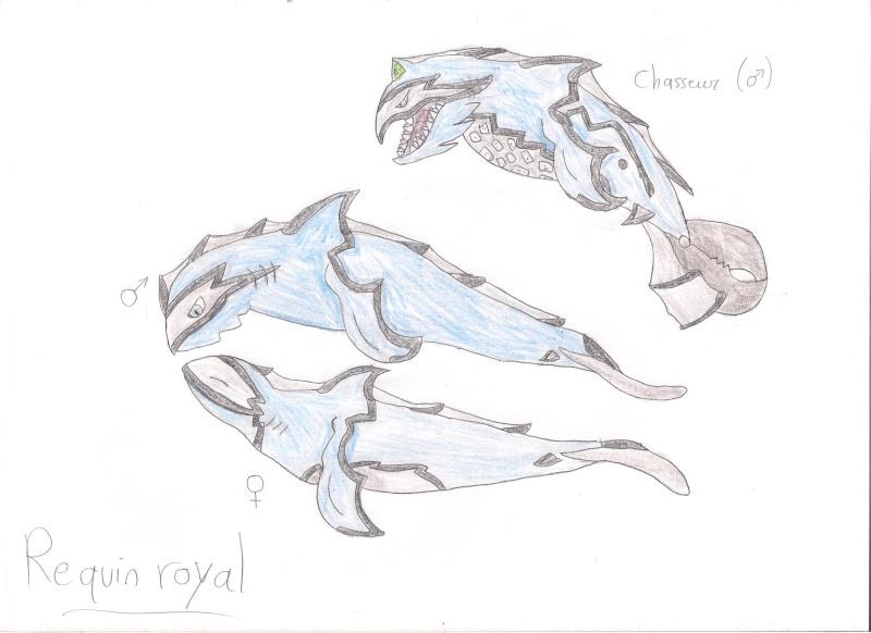 Vos dessins hors sujet - Page 7 Requin10
