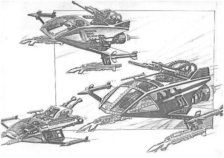 Action Force concept art Eddie710