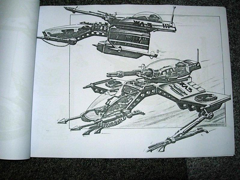 Action Force concept art Eddie910