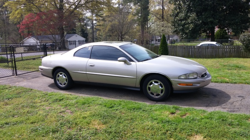 My new 1997 Buick Riviera 03251610