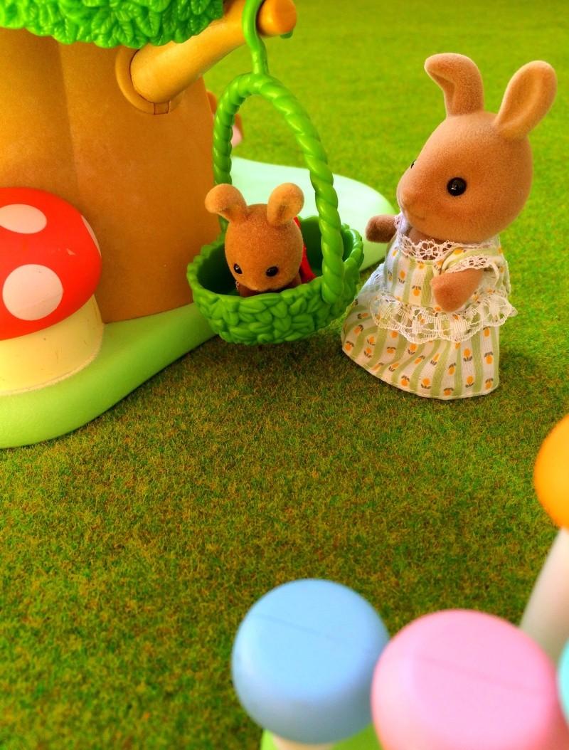 Happyland ⭐️, village de Marionnettes et ses filles Image108