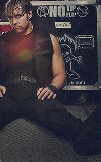 Dean Ambrose / Jonathan Good Mox110