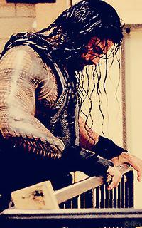 Roman Reigns / Joe Anoa'i Shan1110